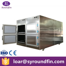 Morgue equipment stainless steel mortuary boxes
