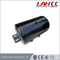 High pressure compressed aluminum air tank