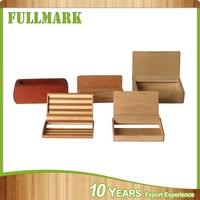 Fashional designed wooden excellent place card holder