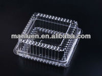 disposable hinged food boxWL-CM-002