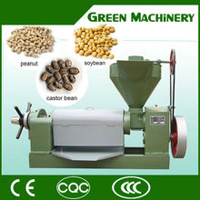 Home use mini soybean oil extraction