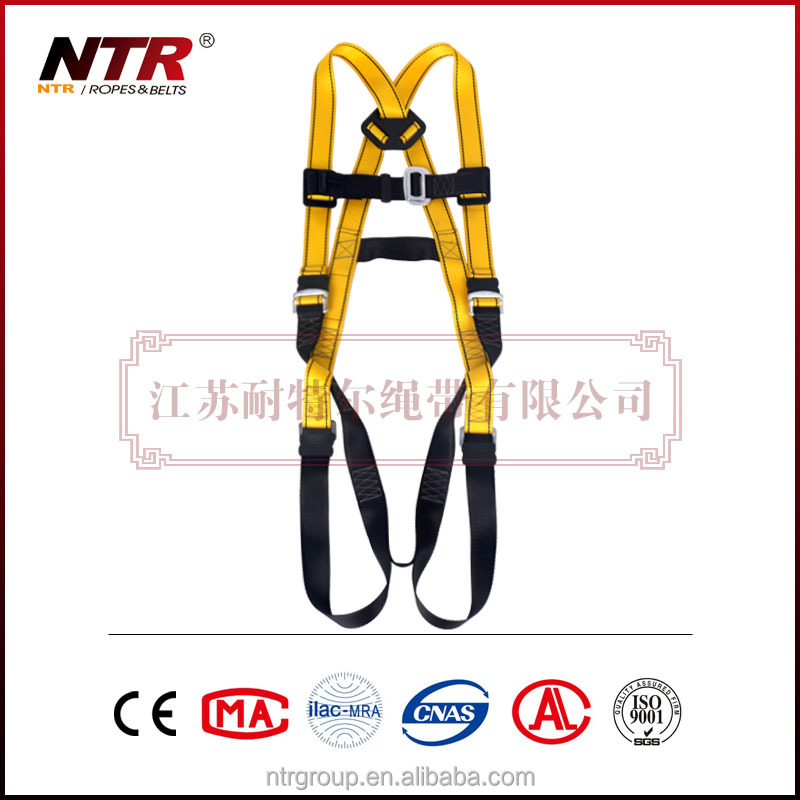 NTR extraordinary safety belt rope lifeline