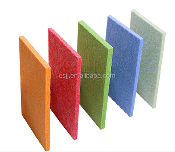 Anti-fire acoustic panel