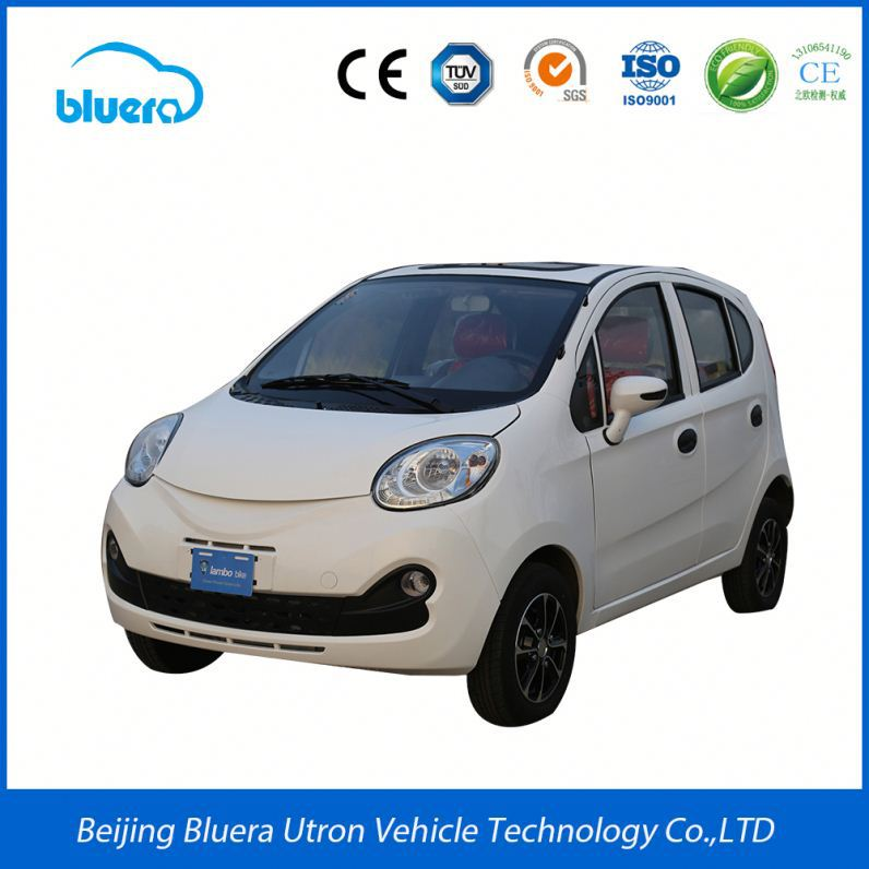 2017 Newest China Cheapest 4 Passenger Electric Car Made In Pakistan With Ce