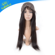 Cheap and fashion human fort lauderdale lace wig, hot sale virgin children human hair wigs, elva hair wigs kids wig