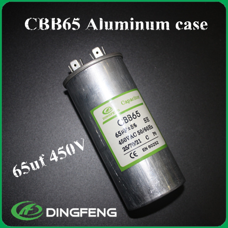 cbb65 50 microfarad capacitor the factory in taizhou wenling