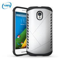 Aliexpress hot sell low price wholesale armor back case phone for moto x play