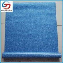pvc bus flooring with plastic cover