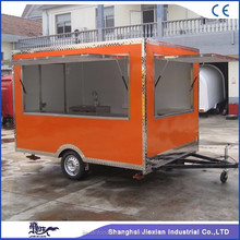 JX-FS300 Jiexian Edition Environmental Protected Mobile Food Cart for Multifunctions