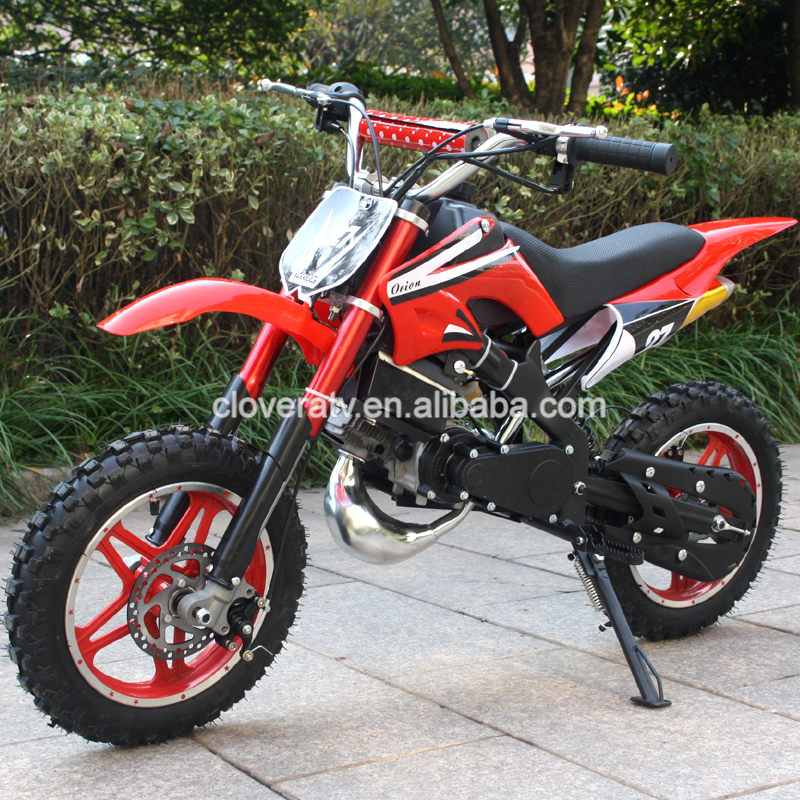 2015 New Design Mini Moto Bike 49cc Dirt Bike with Electric Start