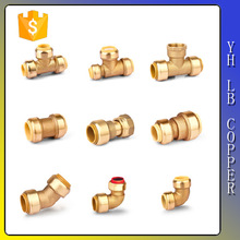 Linbo-LBA0 70 Hight quality brass lead free fitting ferrule