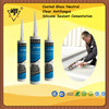 Coated Glass Neutral Clear Antifungus Silicone Sealant Cementation