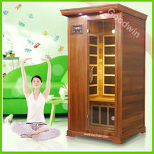 2012 Hot Sale Infrared Sauna House,Saunas and weight loss(GW-106)
