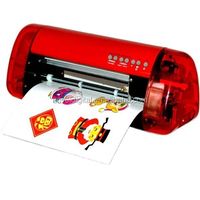 New arrival fashion design Desktop A4 size Mini vinyl printer plotter cutter for sale