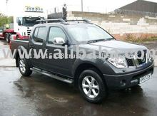 Navara 2008 Model New Shape Second Hand Nissan Car