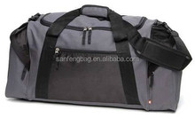 2015 ISO9001 Test Gym Bag Duffle Workout Sport Bag- Travel Carry on Bag