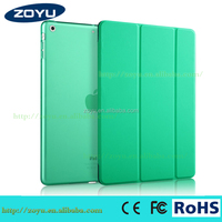 Best Selling Smart Magnetic PU Leather Flip Cover Case for iPad Air
