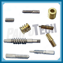 Customized CNC Milling Part by Whirlwind Milling Machine