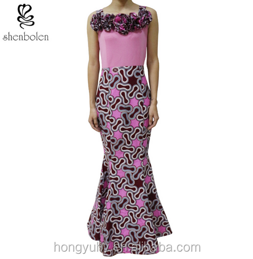 ky022 african style wedding dresses wholesale african prom fishtail dress hongyu apparel company