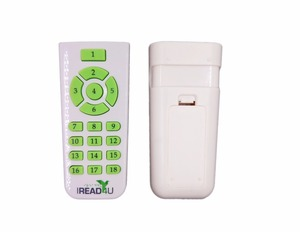 Fireplace White Custom Remote Control Code Celling Fan Remote Controller
