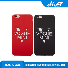 Vogue mini soft silicone back cover mobile phone case for iPhone 6 Plus 5.5 inch