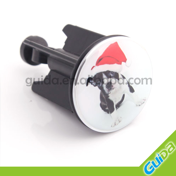 Ningbo Guida European 40mm Hot Sale Basin Sink Drain Stopper Plug