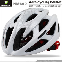 2017 Miracle Carbon Fiber Helmets Carbon Road Bike Safety Helmet white Color Bicycle Helmet
