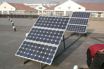 1kw,2kw,3kw,4kw DC to AC solar panel home system, solar power generator kits for home use