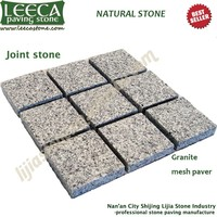 cheap flagstone granite paving stone