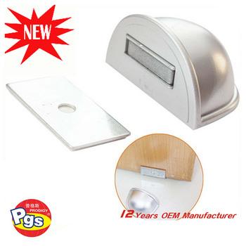 Heavy Duty Door Stop Wedge Holder Magnetic Door Stopper