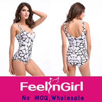 Wholesale Ladies Tight Bikini Top Quality Open Sex One Piece Swimsuit