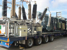 66kv mobile substation