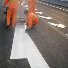 Hot Melt Road Marking Traffic Paint