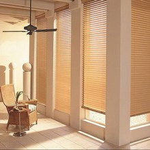 venetian classical wooden curtain for home