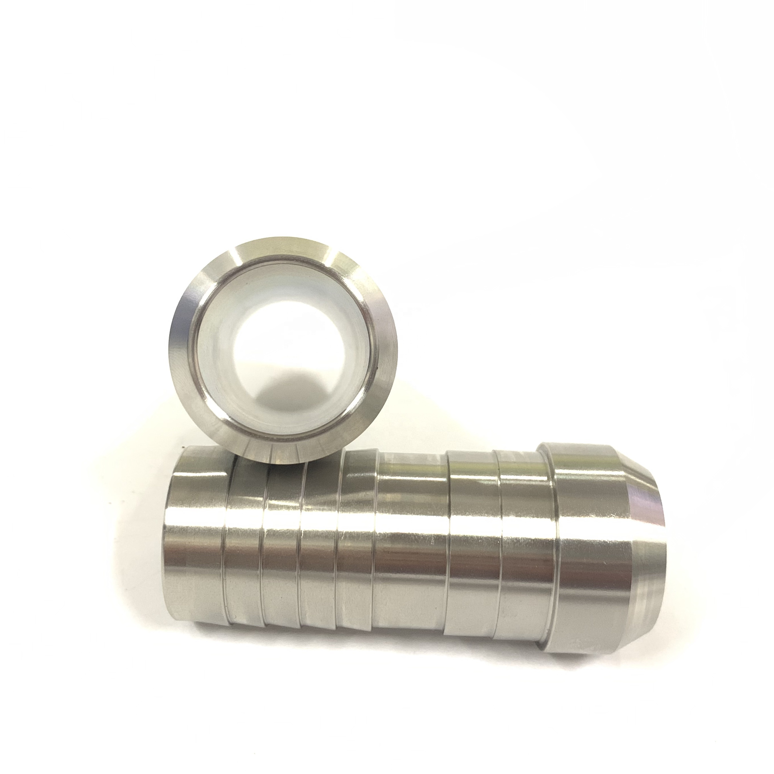 China factory supply High quality stainless steel hydraulic hose connectors end fitting