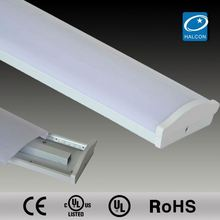 Waiting Room And Hospital Use Drop Ceiling 40W 50W 1200Mm Easy Installation Led Batten Light