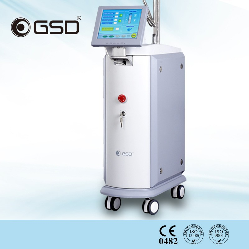 GSD 1550nm laser machine wrinkle remover / wrinkle removal device with Medical CE certificate