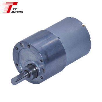 880r/min 12 volt dc gear motor or brushed dc motor for label printers