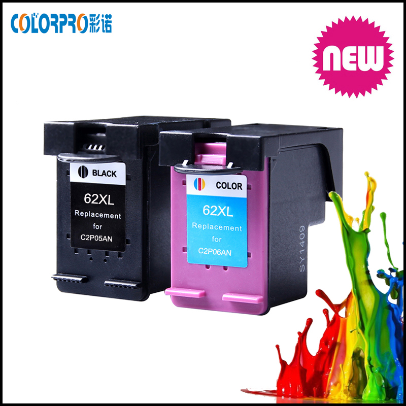 for hp62xl ink cartridge for hp62xl for hp officejet 5640 5660 7640 5740 remanufactured ink. Black Bedroom Furniture Sets. Home Design Ideas