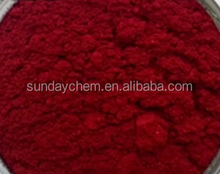 China factory supplier Basic Red dyes 29 250% Basic Red 2GL CAS NO. :42373-04-6