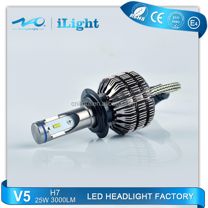 Brand new food grade h1 h7 h11 h13 h4 led headlight conversion kit for solar plant