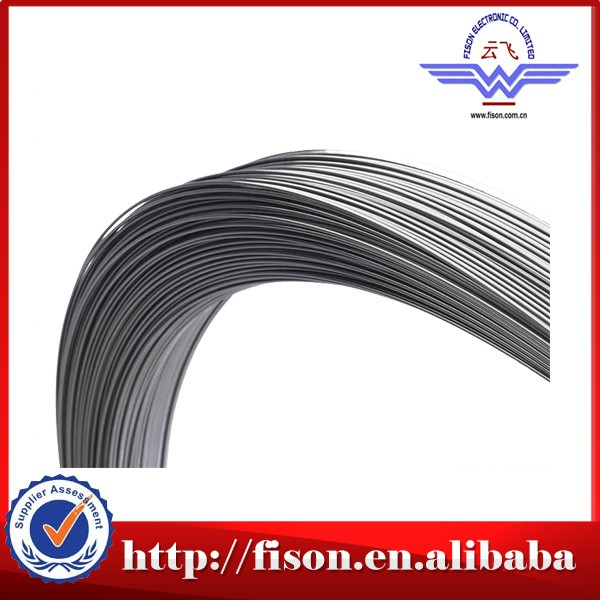 China Factory High-quality products titanium 0.32mm Titanium Wire