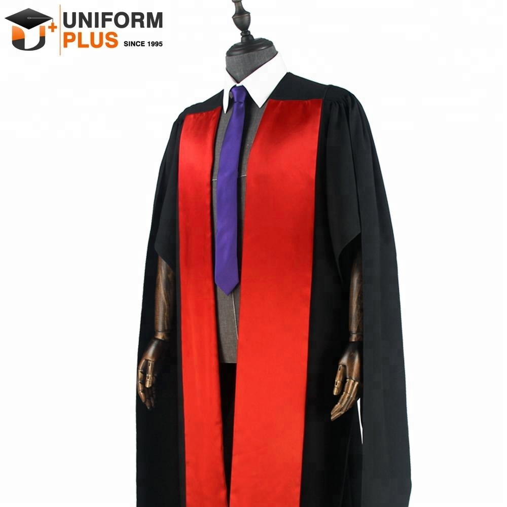 Australia Uk Doctoral Phd Graduation Gowns And Academic Dress - Buy ...