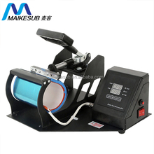 Maikesub New Dual Digital Display Heat Press Transfer Sublimation Machine for Cup Coffee Mug