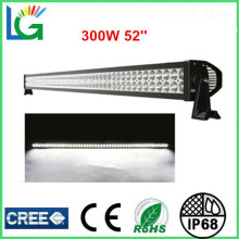 Wholesale 52'' OFF Road CREE LED Light Bar 9-32V IP68 300W Car Roof Light Bar