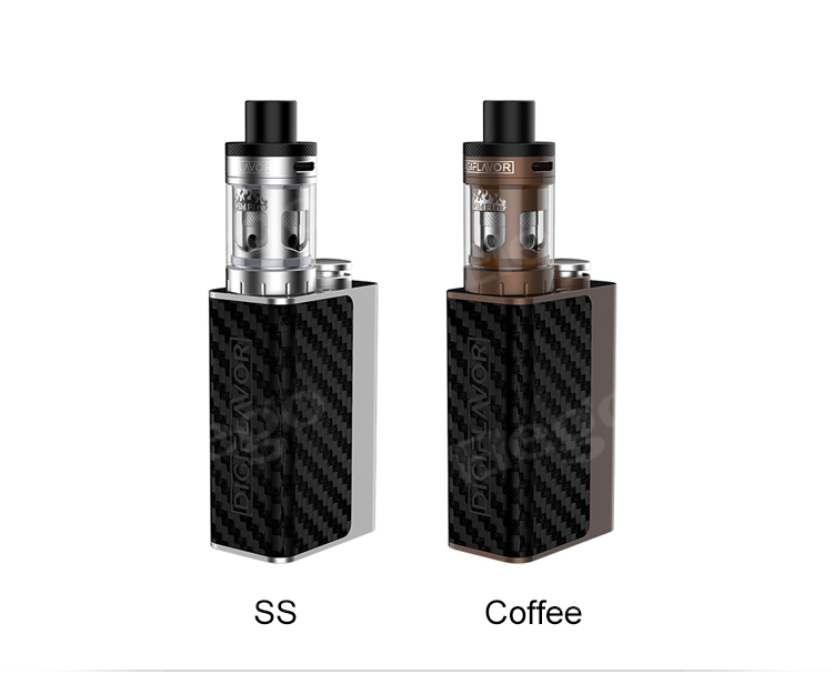 2017 Elego First Batch 100% Authentic Digiflavor Wildfire Kit in Large Stock with Wholesale Price