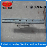 Various international standard rail fish plate / joint bars / rail joint bar