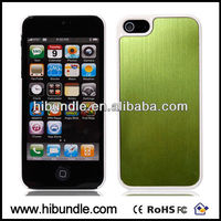 Polished Brushed deff cleave aluminum bumper case for iphone 5 new