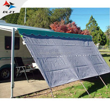 Caravan End Wall Privacy Screen Side Sunscreen Sun Shade/Caravan Awning