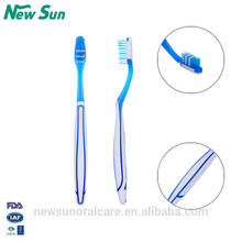Wholesale price Quality assurance travel toothbrush & camping toothbrush